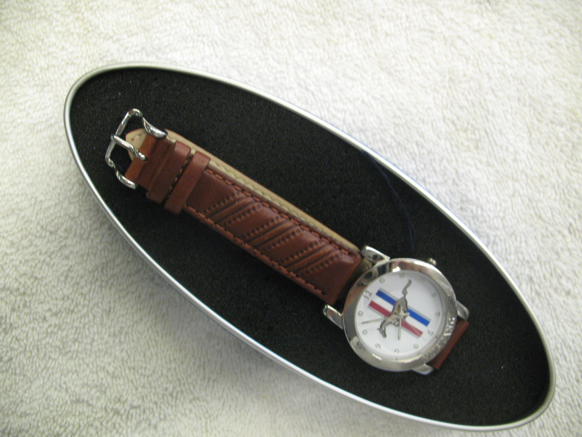 Home Men's Watches Ford Mustang Watch